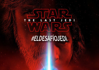 Star Wars #ElDesafíoJedi